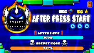 """AFTER PRESS START"" !!! - GEOMETRY DASH 2.11!!"
