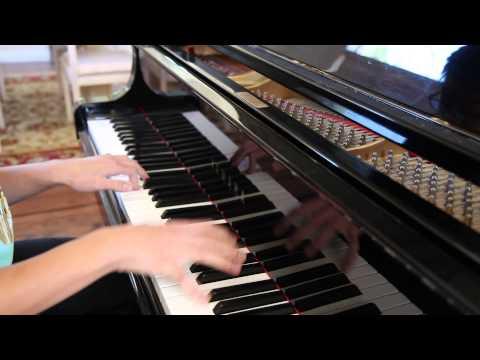 Axero and Itro - Move Piano Cover