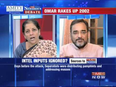 The Newshour Debate: Quoting Gujarat to defend Kishtwar - Full Debate