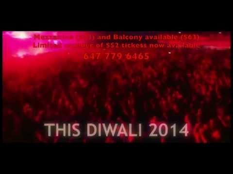 SALIM SULAIMAN TORONTO 2014 DIWALI TOUR