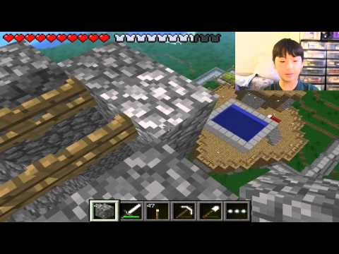 Minecraft PE Survival: Ep. 24 Mob Trap