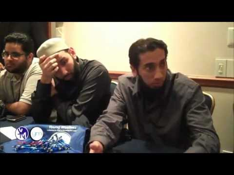 Need for Female Islamic Institutions - Nouman Ali Khan & Imam Omar Suleiman