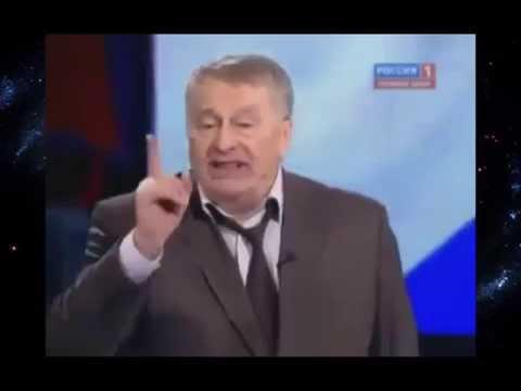 Жириновский против Путина 2014