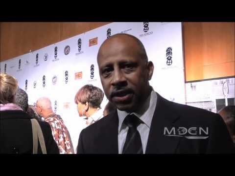 Actor/Screenwriter Ruben Santiago Hudson- Write Our Own Stories