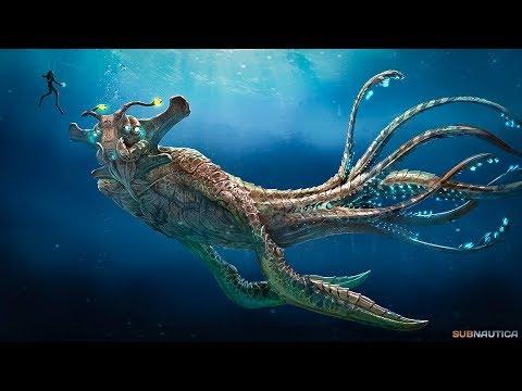 Subnautica | Морской император | Финал сюжета | Можно вылечиться от Каррара