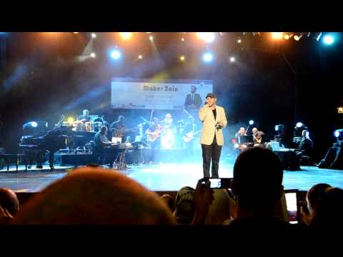Freedom Hd-maher Zain Live In Alexandria Egypt video