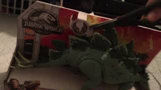 Jurassic world fallen kingdom toy review