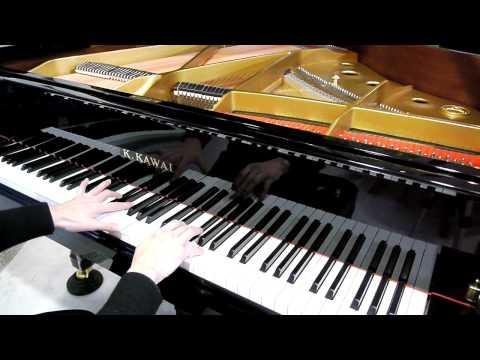カワイ 新品グランドピアノ RX1G 幻想即興曲 ショパン