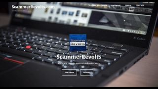 My New Website! - ScammerRevolts.com