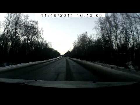 Лобовое ДТП на трассе Иваново - Ярославль