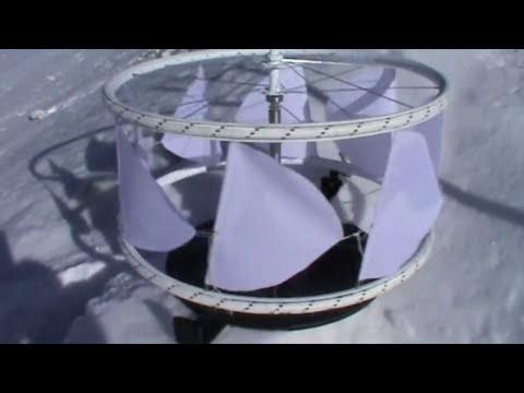 eolico a vela