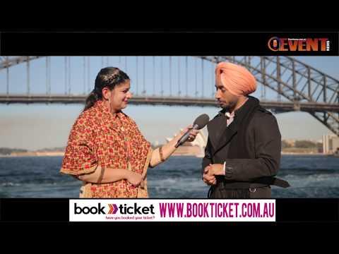 Satinder Sartaj Exclusive Interview Sydney 2014