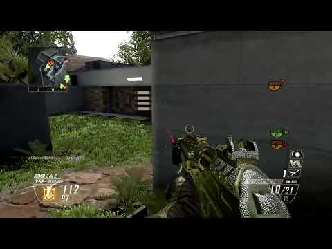 Nuclear Escopeta S12 - Call of Music #16 - Black Ops 2