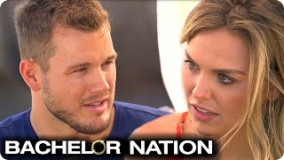 Is Colton Regretting His First One-On-One Date With Hannah B? | The Bachelor US