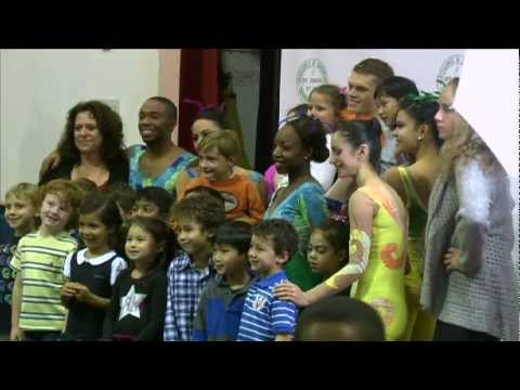 Ivy League School Celebrates Hispanic Heritage with Ballet Hispanico (2012)