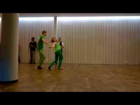 Annika & Vesku WCS Helsinki 2015 Open Strictly prelims song 3