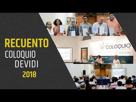 """Video Recuento Coloquio CEVIDI 2018 """"Precursores, Espacios y Momentos de La Ruptura"""""""