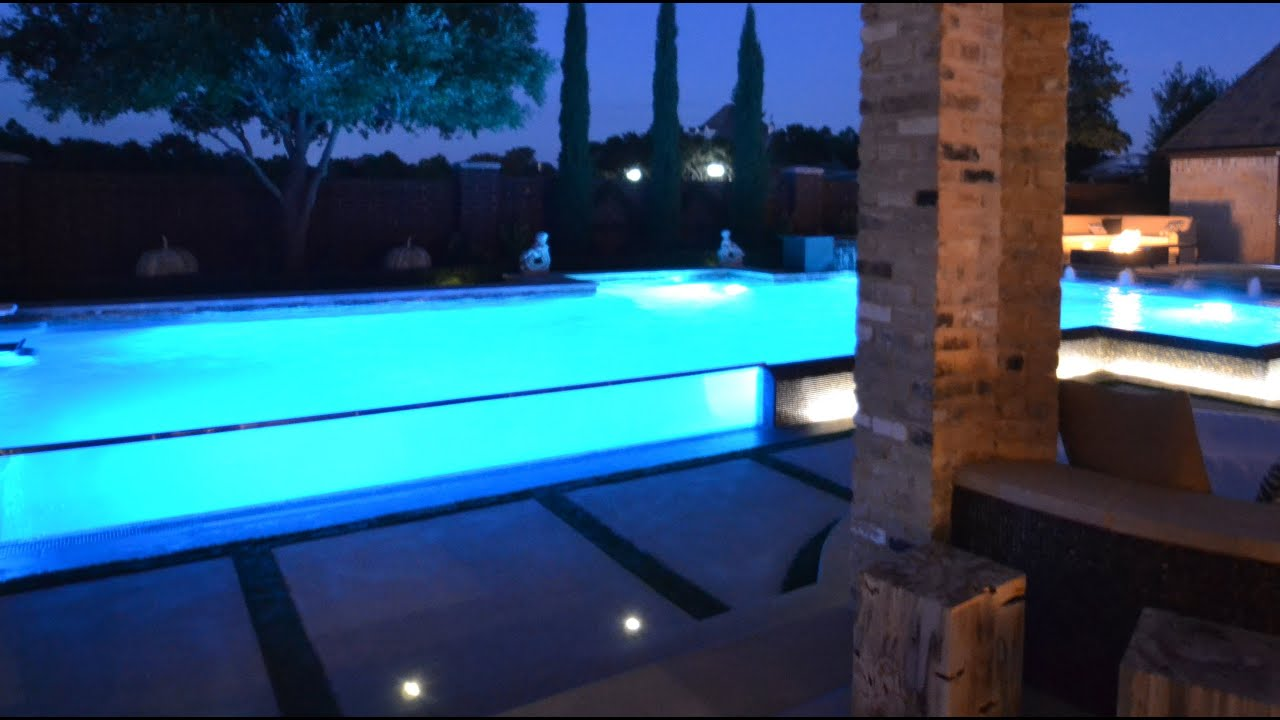 Images frompo for Plexiglass pool fence