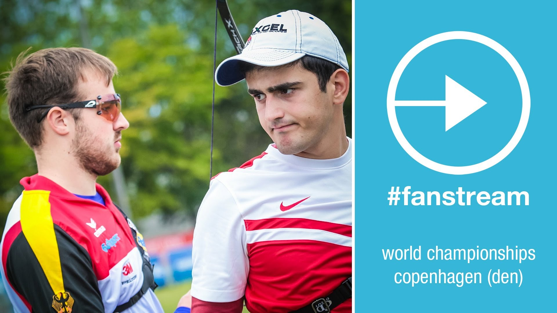 #FanStream Live Session: Olympic Secondary Tournament Qualification | Copenhagen 2015