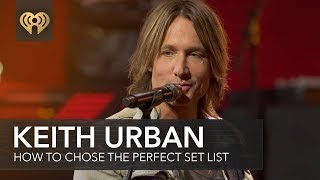Download Lagu How Does Keith Urban Chose Songs For His Set List? | iHeartCountry Album Release Party Gratis STAFABAND