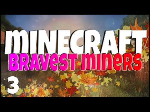 Minecraft Bravest Miners SMP 'MINING MISSION' Ep 23