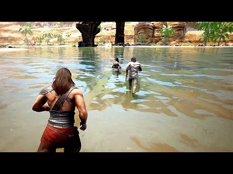 CONAN EXILES Gameplay Trailer (2017)