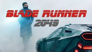 Blade Runner 2049 - The Evolution of Humanity