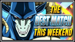 DBFZ ➤ The Best Match You Will See This Weekend!