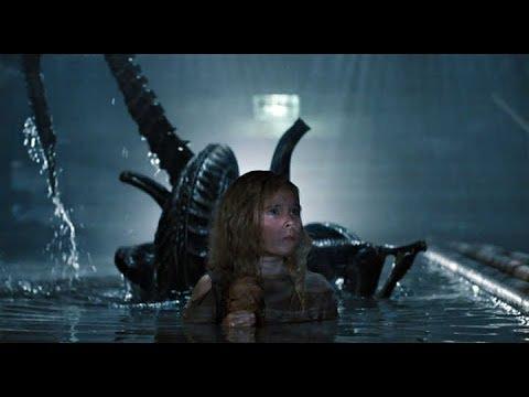 【館長聊影】星際移民竟淪爲異形宿主 基地變成怪物巢穴 幾分鍾看完經典科幻恐怖電影《異形2》Aliens
