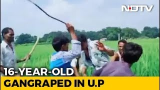 UP Teen Gang-Raped By 3 Men, Who Filmed Act. Accused Thrashed, 2 On Run