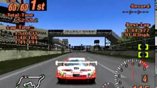 Gran Turismo 2 Grand Valley 300 km - Última vuelta