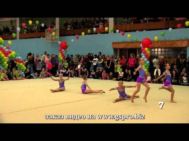 Тренировка художественная гимнастика музыка 2 фотография