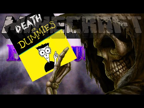Minecraft - Flux Buddies #133 - How To Become Death (yogscast Complete Mod Pack) video