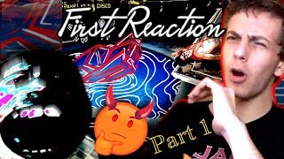 First Reaction to Panic! At The Disco - Death Of A Bachelor! (part 1) Review and Reaction