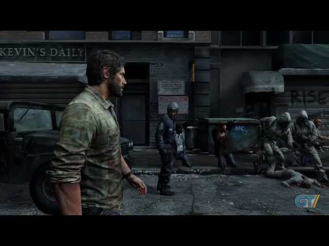 Last of Us Gametrailers Review
