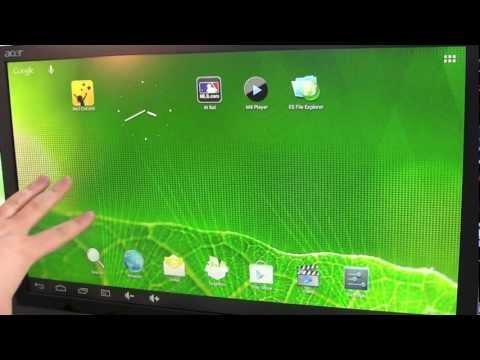 Android PC Stick MK808B einrichten und erster Eindruck
