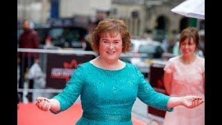 You Raise Me Up Susan Boyle Live