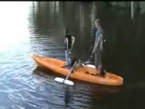 Tight Lines Kayaking - Kay-Noe kayak stabilizer for kayak fishing