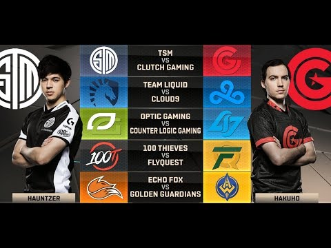 NA LCS Highlights ALL GAMES Week 4 Day 1  W4D1 Spring 2018
