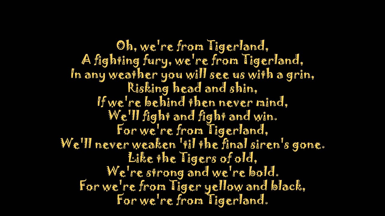 Richmond theme song with lyrics youtube