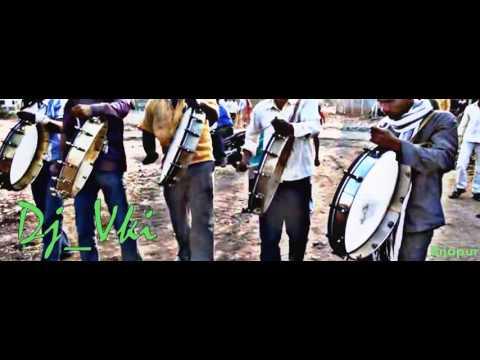 Halagi High bass Dance mix Instrumental Dj_vki bjp