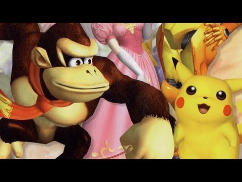 Classic Game Room - SUPER SMASH BROS. MELEE review for Nintendo GameCube