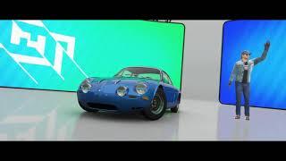 Forza Horizon 4 - Renault Alpine A110 Unlocking the Jaguar XKR-S
