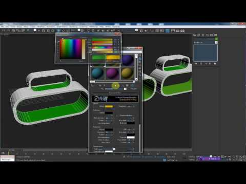 Modeling of IKEA blocks in 3ds MAX part 01
