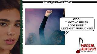 Download lagu Musical Autopsy: Dua Lipa - New Rules gratis