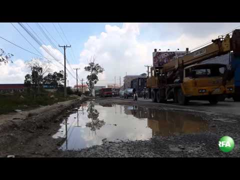 Veng Sreng is the Paid Road in Cambodia