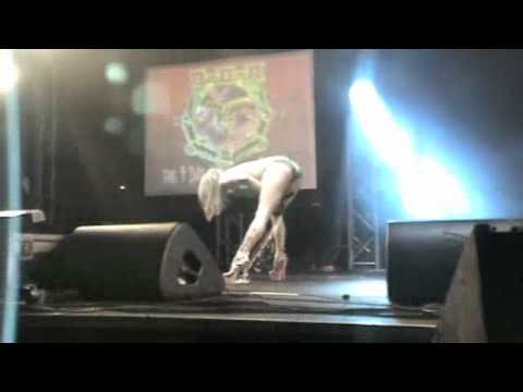 Bloodstock Angle Grinding Performance 2011 video