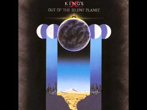 Kings X - 10 - Visions - Out Of The Silent Planet (1988)