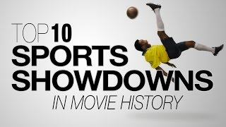 Top 10 Movie Sports Showdowns