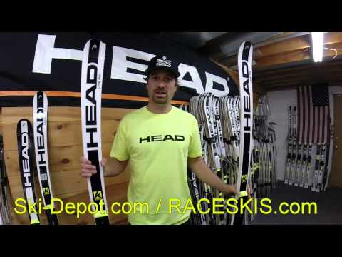 Head Racing Skis ▶ Head Race 2015 Fis gs Skis
